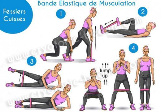 Basics Bande /élastique de r/ésistance