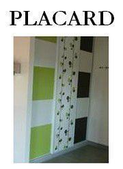 id e d co r cup faire soi m me habiller des portes de placards d co et bricolage. Black Bedroom Furniture Sets. Home Design Ideas
