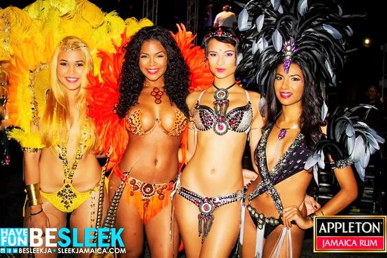 ... I would LOVE to play Jamaica Carnival, their Costumes are so sexy