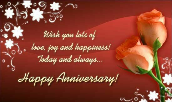 Happy Anniversary By Deb Miller Anniversary Wishes For Friends