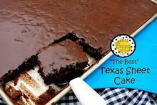 The best Texas Sheet cake . . . hmmm, I will have to check it out!