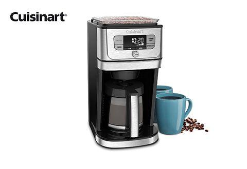 Cuisinart Burr Grind Brew 12 Cup Coffeemaker Coffee Maker Coffee Uses Cuisinart