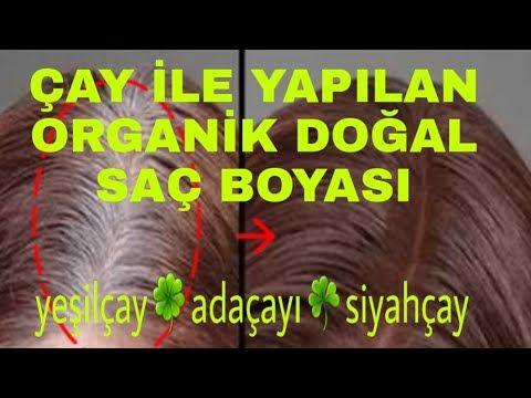Bitkisel Sac Boyasi Yapimi Kahve Ile Saclari Dogal Boyama Kimyasal
