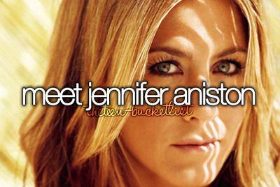 Meet Jennifer Aniston.