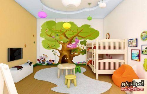 الوان حوائط غرف النوم الحديثة الوان دهانات غرف النوم بالصور