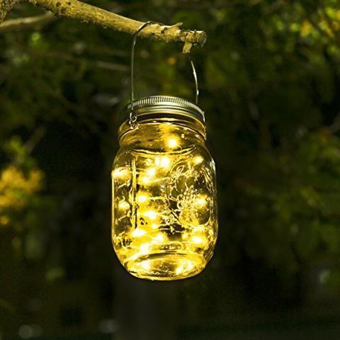 Fairy With Butterfly Mason Jar Light Outdoor Solar Light Hand Painted Mason Jar Hanging Lante Fairy Mason Jars Mason Jar Fairy Lights Mason Jar Night Light