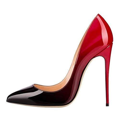 Chaussures Femmes Bride Cheville Talon Aiguille EDEFS Escarpins Femmes Soiree Mariage
