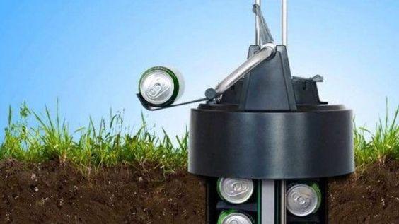 Refroidisseur de bière naturel