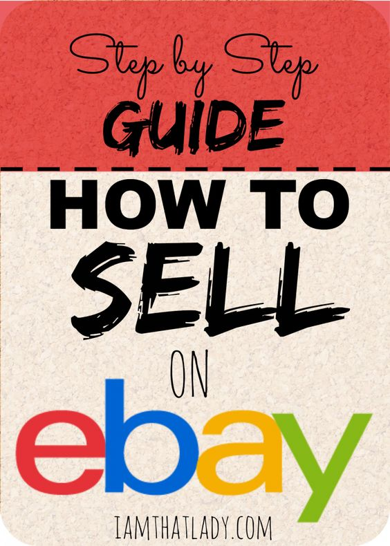 Legitimate ways to make extra cash - How to Sell on Ebay ...
