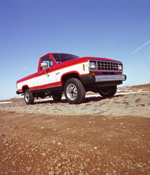 1983 1992 Ford Ranger The Beginning Of Ford S Compact Pickup Truck Page 7 Roadshow Ford Ranger Pickup Trucks Compact Pickup Trucks