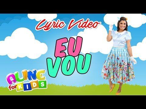 Aline Nascimento Eu Vou Lyric Video Vol 4 Youtube Com Imagens