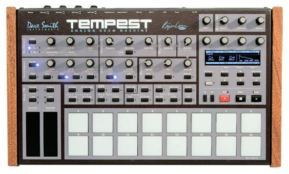 Dave Smith/Roger Linn Tempest drum machine