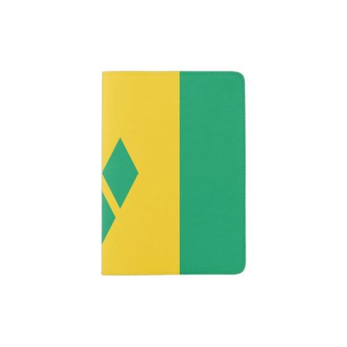 Flag Of Saint Vincent And The Grenadines Passport Holder Zazzle Com Saint Vincent And The Grenadines Saint Vincent Grenadines