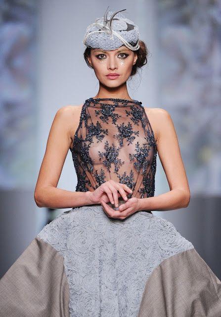 Fashion Studio Magazine: MERCEDES-BENZ FASHION WEEK RUSSIA AW 2013 - DAY 1