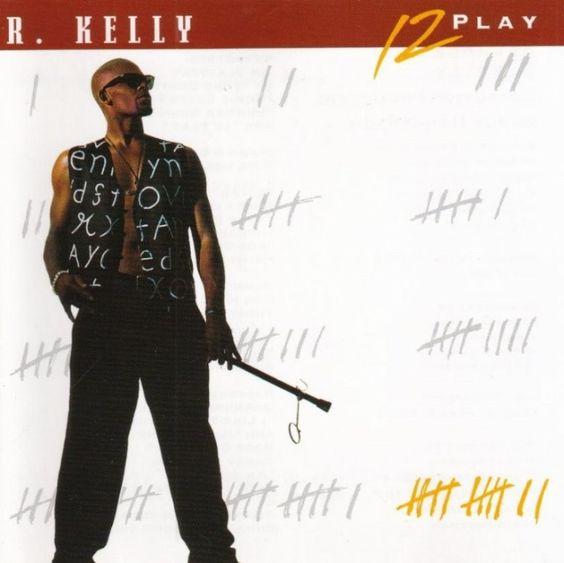 I 100 Album Più Venduti Degli Anni '90: 12 Play * http://voiceofsoul.it/12-play-r-kelly/