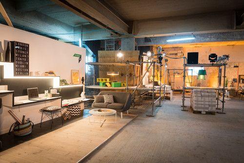 Scenographie Event Chantier Parisdesignweek Inauguration Madeleine Scenography Leroymerlin Designenconstruction Leroy Merlin Scenographie Architecte