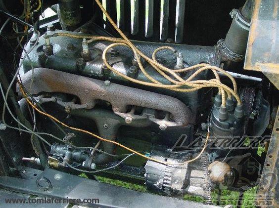 1921 Ford Model T Speedster original unrestored 4 cylinder ...