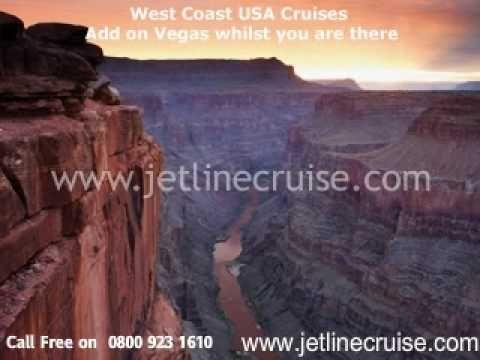 Cool West Coast Usa Cruises Incorporate On Vegas Although You - West coast cruises
