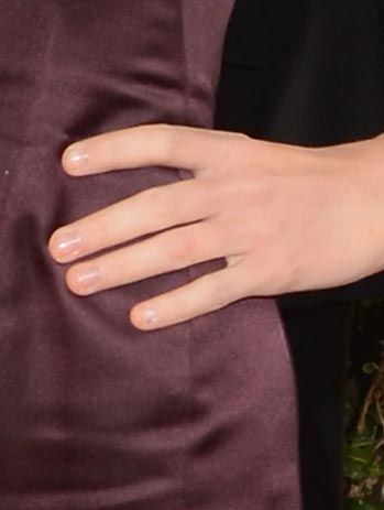 Taylor Swift Golden Globes Nails 2013 | Primped