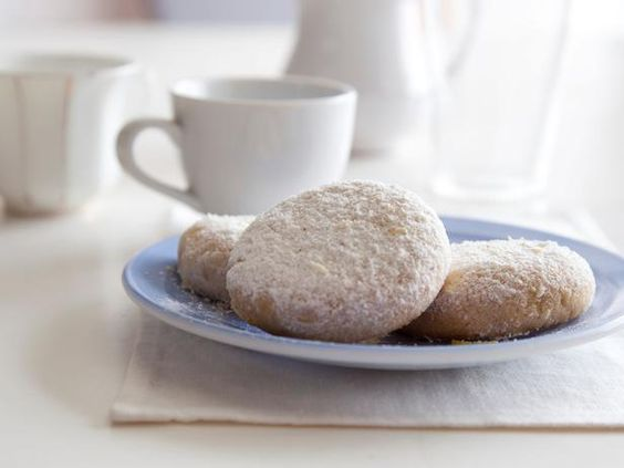 lemon nut cookies, Giada de Laurentiis : Food Network