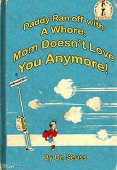 Inappropriate Children S Books Never Judge A Book By It