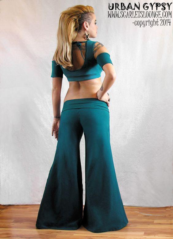 Sneak Peek!  Urban Gypsy Apparel   featured styles: Solar Flares & Bra-choli with armbands (((coming soon!))) http://www.scarletslounge.com