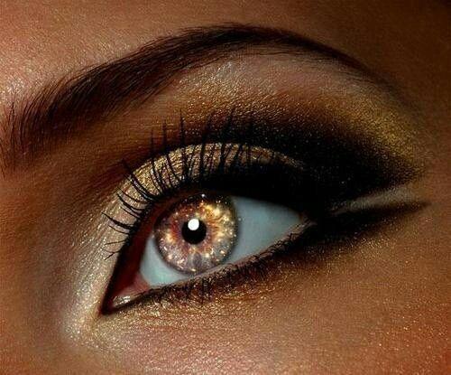 lindo reflexo do olho