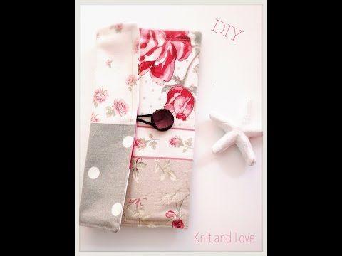 Cómo hacer un monedero de tela: cosura fácil | Aprender manualidades es facilisimo.com