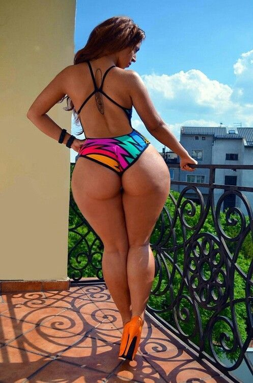 Big Phat Black Tits 8