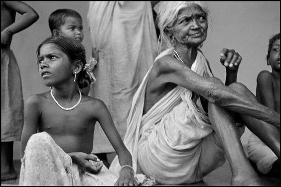 Leonard Freed 1988 Refugee Family Magnum Photos -