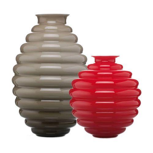 Moderne Vase / geblasenes Glas DÉCO by Napoleone Martinuzzi  Venini