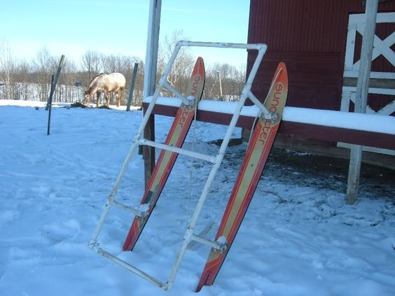 Any tips on skis for a portable shanty ice shacks for Fish house skis