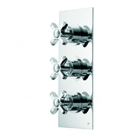 Wessex concealed inline two function shower valve | Roper Rhodes