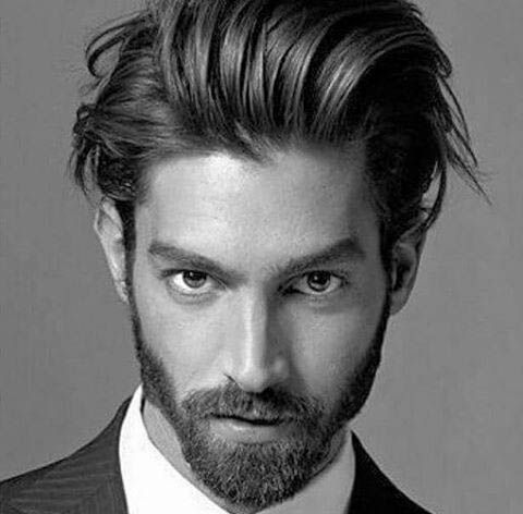Dapper Hairstyles For Long To Medium Length Hair For Men Medium Length Hair Men Medium Length Hair Styles Long Hair Styles Men