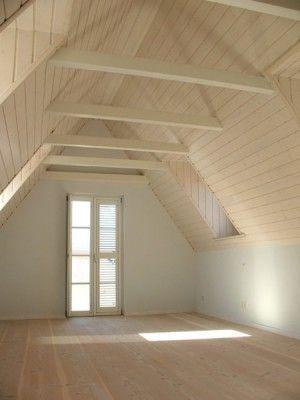 Gelungener Dachbodenausbau!!