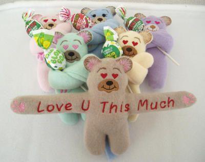 Message Bears