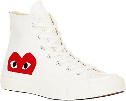 Comme des Garçons PLAY Women's Chuck Taylor 1970s High-Top Sneakers - Sneakers -SOYVIRGO.COM