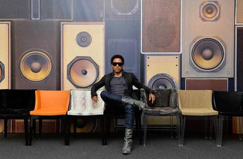 Lenny Kravitz Unveils Totally Bitchin' Chairs For Kartell
