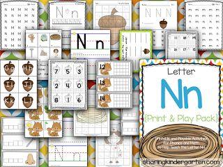 https://www.teacherspayteachers.com/Product/Letter-Nn-Print-Play-Pack-504450