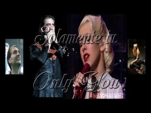 Hoy tengo ganas de ti 2013 + Letra Lyrics Christina Aguilera Y Alejandro...