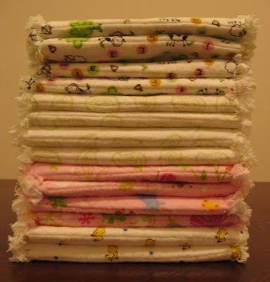 homemade by jill: burp cloth tutorial.  I really need to learn how to work a sewing machine