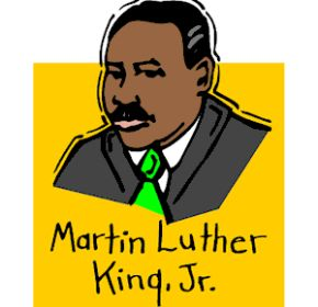 Clip Art Mlk Clipart martin luther king jr day clip art quotes pinterest art