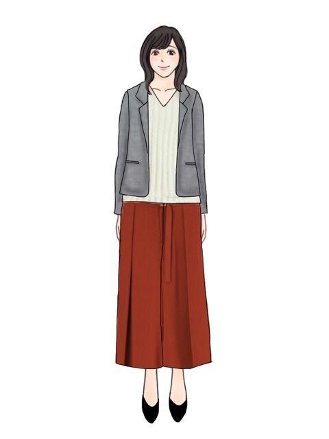 下半身ぽっちゃり体型だとフレアスカートは腰まわりが余計太って見える件 フレアスカート ファッション 体型
