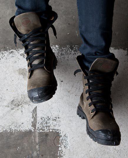 PALLADIUM(パラディウム)のブーツは唯一無二 ブランド&人気おすすめブーツ解説