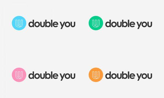 Double You Brand Identity - Blast Design