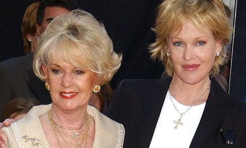 5. Tippi Hedren and Melanie Griffith:
