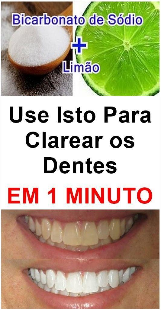 Como Clarear Os Dentes Sem Ir Ao Dentista Passo A Passo