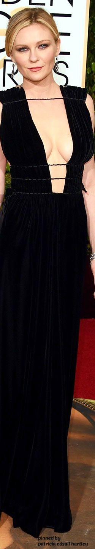 Kirsten Dunst - 2016 Golden Globes