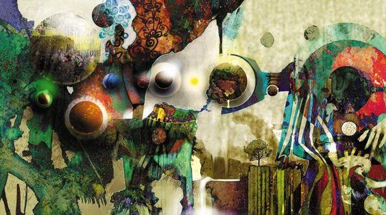 Ilustración del ilustrador Agustín Espina de la Agencia de Ilustración Luisannet: www.luisan.net/ilustracion.php