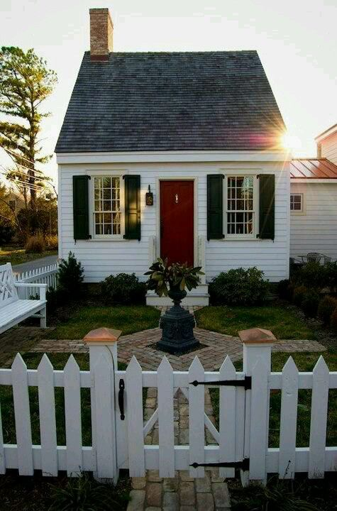 Small house in St Michaels Maryland Tiny house ideas